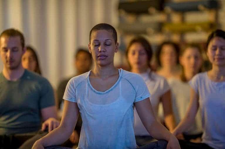 Meditation: At Work?